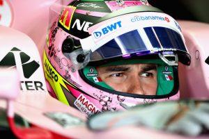'Checo' Pérez saldrá en el lugar 11; Hamilton se quedó con la pole position