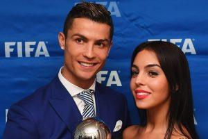 VIDEO: Novia de Cristiano muestra su amor por el futbolista con una canción