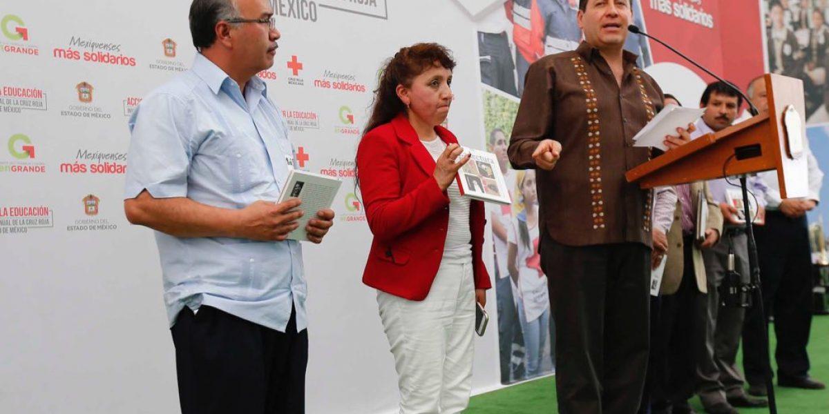Eruviel Ávila seguirá con entrega de apoyos sociales