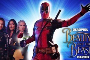 Irreverente parodia de Deadpool a 'La bella y la Bestia' causa furor en la web