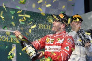 Sebastian Vettel gana el primer GP de la temporada