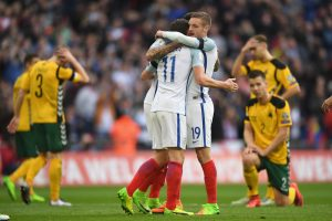 Inglaterra supera a Lituania y mantiene su invicto rumbo a Rusia 2018