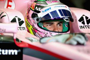 'Checo' Pérez, satisfecho con su actuación en el GP de Australia