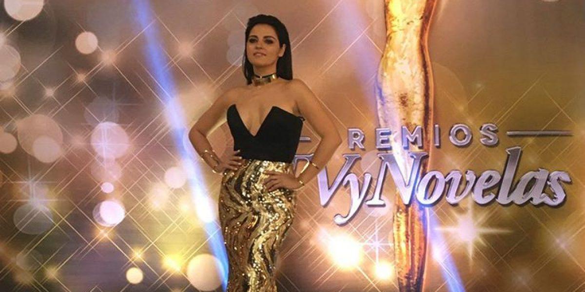 Ganadores de los premios TV y Novelas 2017