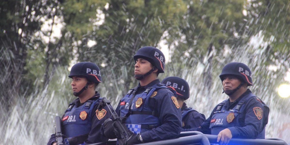 Arranca operativo Mega en la Benito Juárez