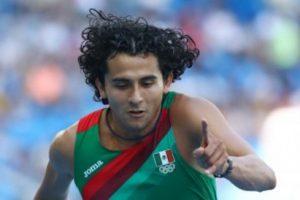 Mexicano Adalberto Álvarez se clasifica a los Mundiales de atletismo de Londres