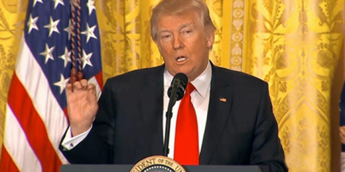 Trump impulsará impuesto fronterizo para compensar recortes fiscales: Jefe de Gabinete