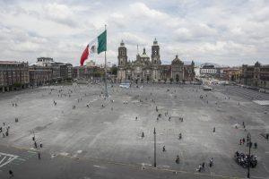 Desde esta semana, cinco meses de obra en el Zócalo