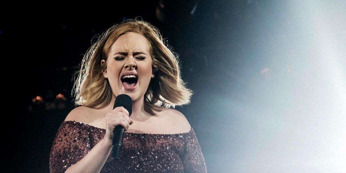 Adele podría no volver a salir de gira