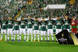 Chapecoense enfrentará al Atlético Nacional en la Recopa Sudamericana