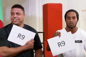 Ronaldo y Ronaldinho revelan quién hacía las mejores fiestas