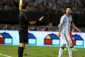 Lionel Messi podría ser suspendido por la FIFA