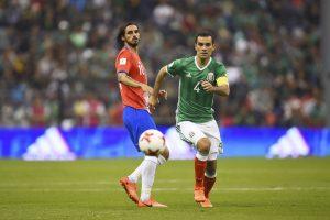 Atlas no culpa al Tricolor por lesión de Rafael Márquez
