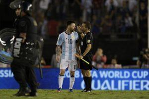 OFICIAL: Lionel Messi es sancionado por la FIFA cuatro partidos