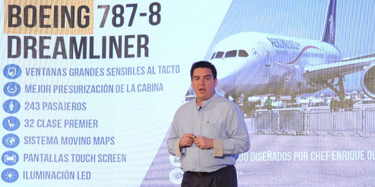Aeroméxico amplía su oferta con nuevas rutas hacia EU