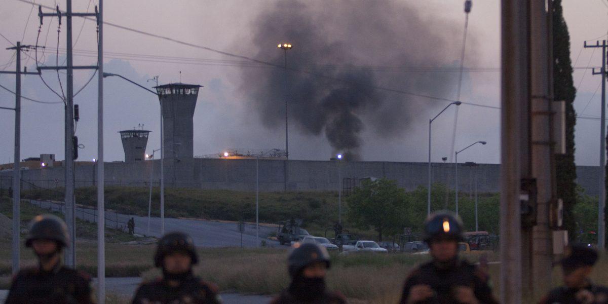 Penal de Cadereyta está bajo control, reportan autoridades de Nuevo León