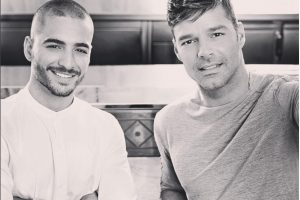 Maluma habla del supuesto video sexual con Ricky Martin
