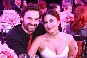 Ana Brenda e Iván Sánchez comparten amor en Vanity Fair