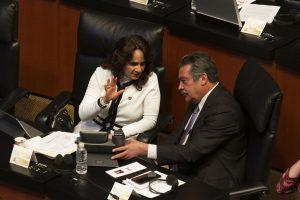 Senado ratifica a Padierna como coordinadora del PRD