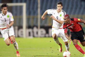 VIDEO: El gol mal anulado a Trinidad y Tobago ante México