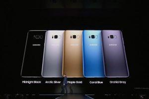 Samsung presenta su nuevo Galaxy S8