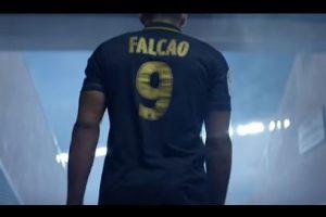 VIDEO: 'No me rendiré': la canción que le escribió su esposa a Falcao