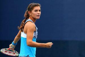 Marcela Zacarías va a la calificación del Abierto de Monterrey