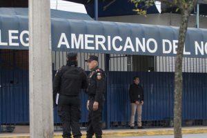 Maestra baleada en colegio de Nuevo León presenta muerte cerebral