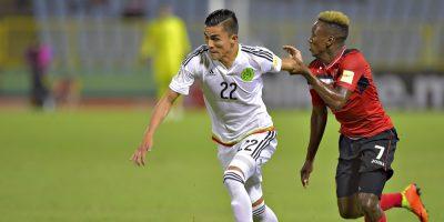 Márquez y Damm son baja de México para Trinidad y Tobago