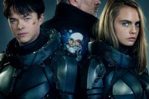 """Lanzan adelanto de la película de acción """"Valerian y la ciudad de los mil planetas"""""""