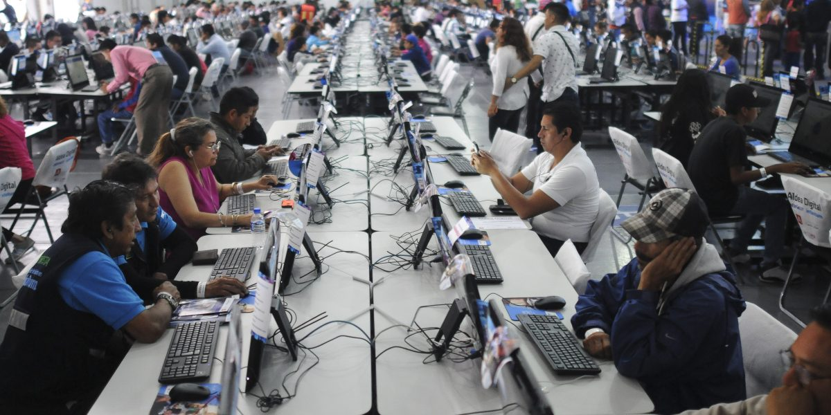 México llega a 71.5 millones de internautas