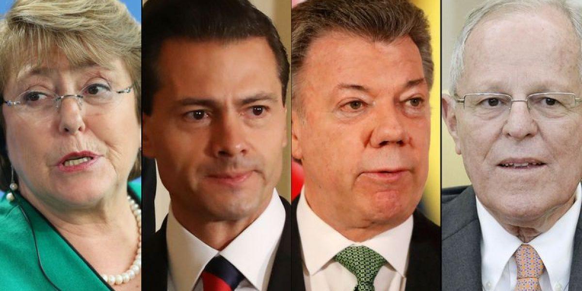 Crisis en Venezuela repercute en la diplomacia latinoamericana