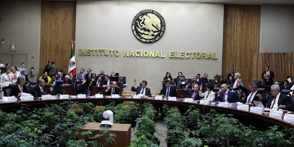INE hace oficial suspensión de nueva sede