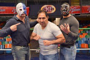 Mad Taven y Rush, en un duelo de México vs. Estados Unidos
