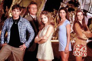"""El elenco de """"Buffy, la cazavampiros"""" se reúne 20 años después"""
