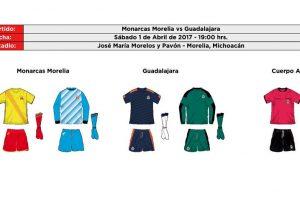 Chivas por fin estrenará su tercer uniforme en Liga MX