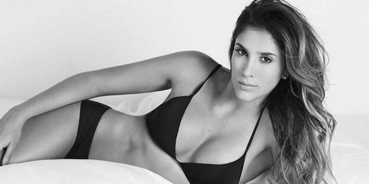 El lado más sexy de Daniela Ospina, esposa de James Rodríguez