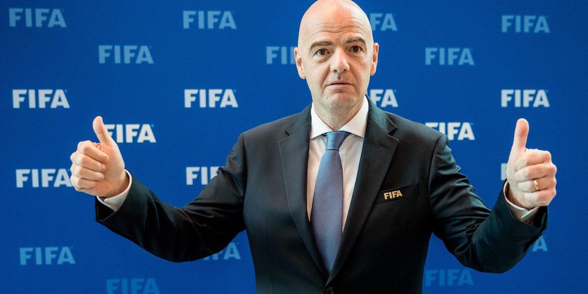 Anuncia FIFA que terminaron las investigaciones por corrupción
