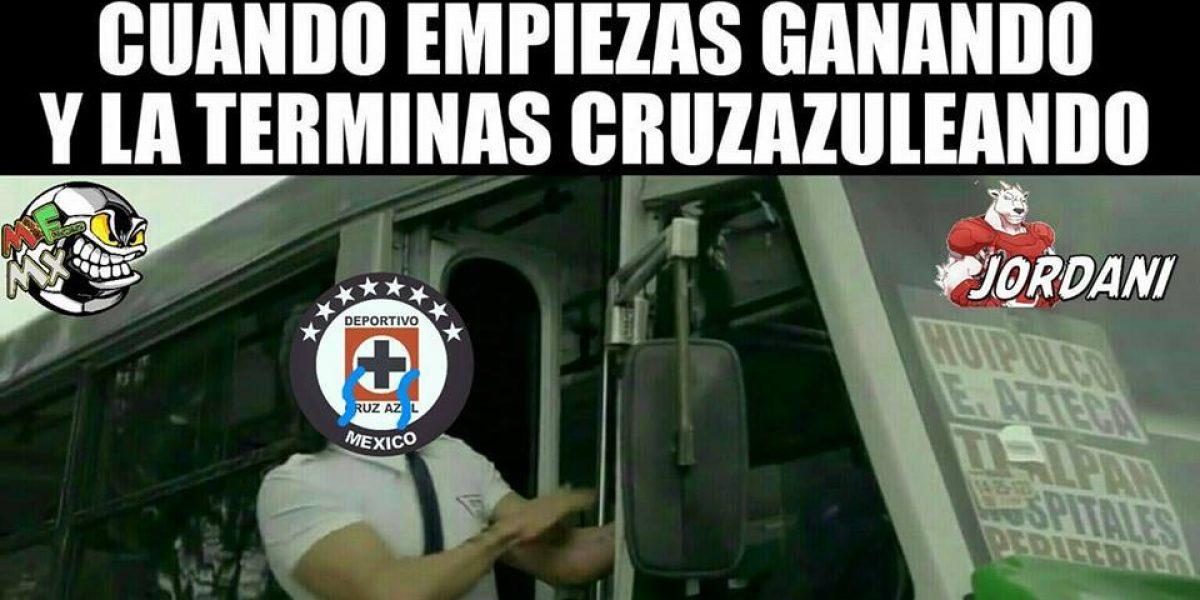 ¡Sin piedad! Los memes le dan con todo a Cruz Azul tras perder ante Veracruz