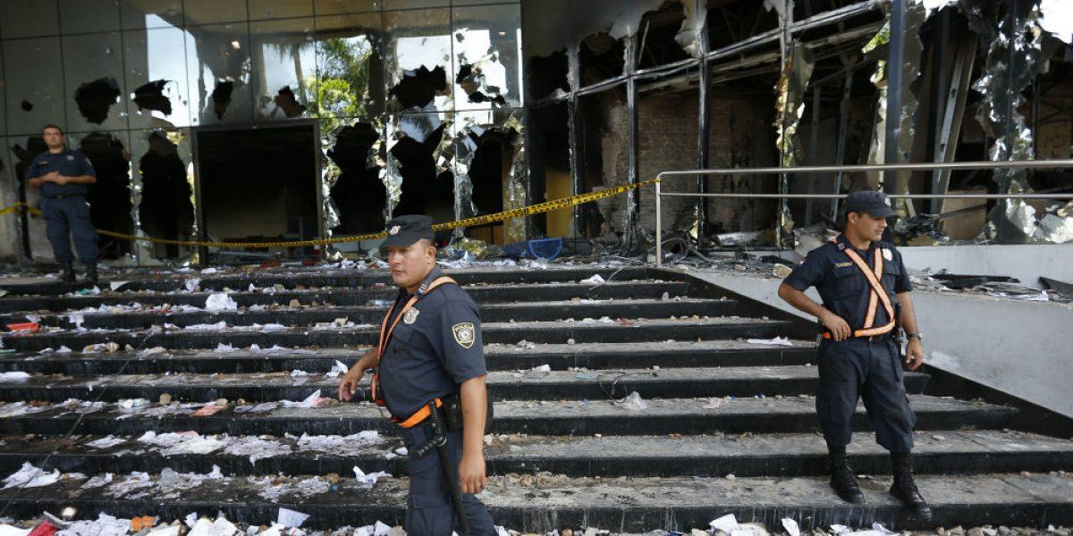 Destituyen a ministro de Paraguay tras muerte de opositor