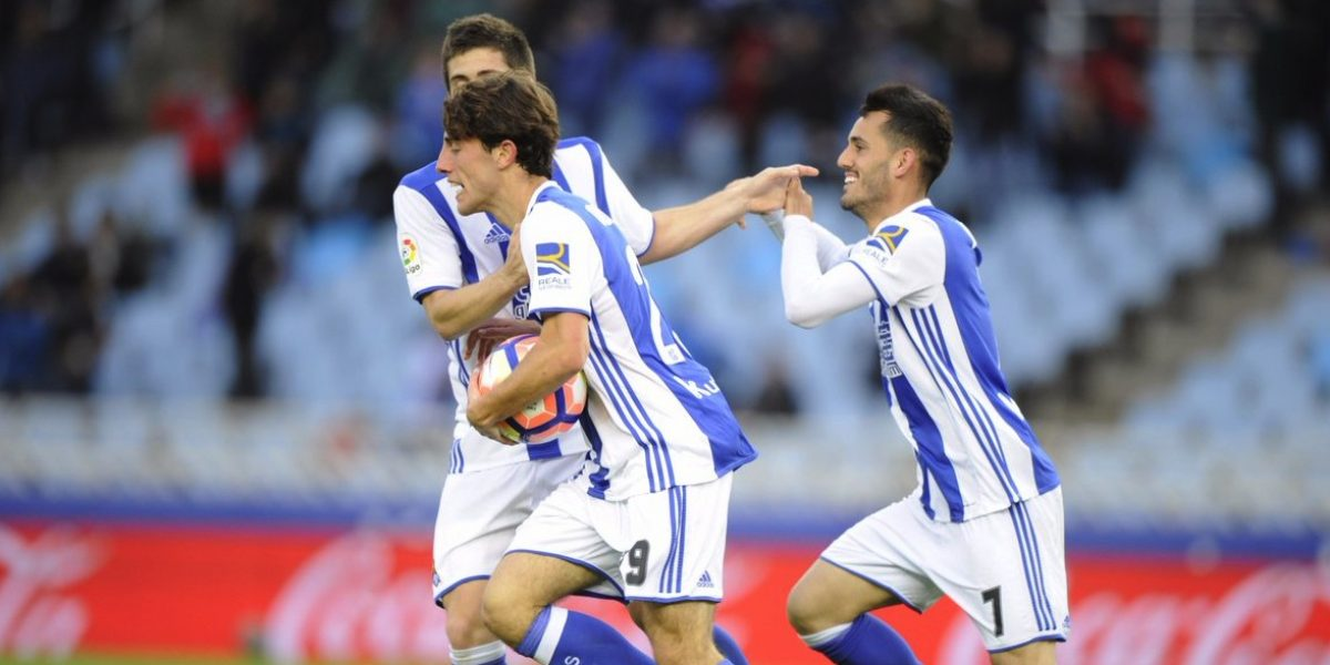Sin Carlos Vela, la Real Sociedad empata en la Liga de España