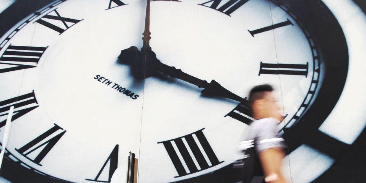 ¡Adelanta tu reloj una hora!, este domingo inicia el Horario de Verano