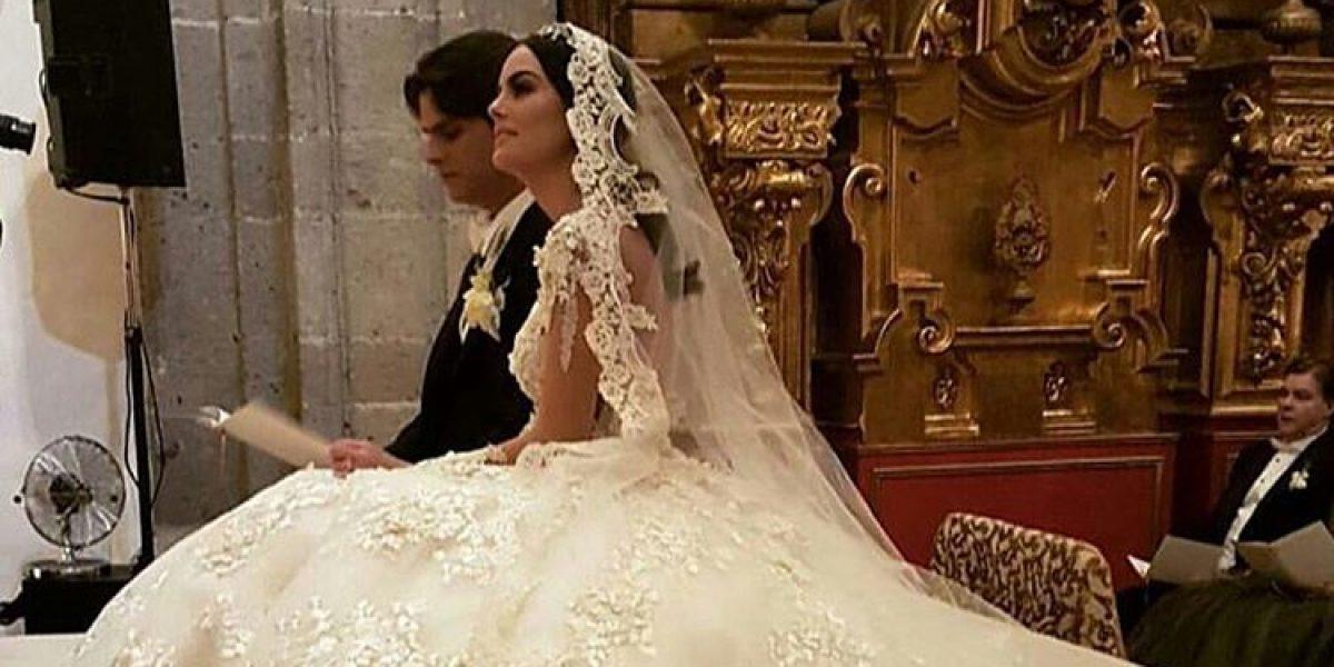 Todos los detalles sobre la boda de Ximena Navarrete
