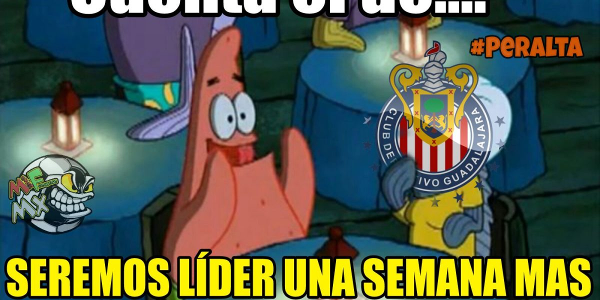 Disfruta los memes de la Jornada 12 del Clausura 2017