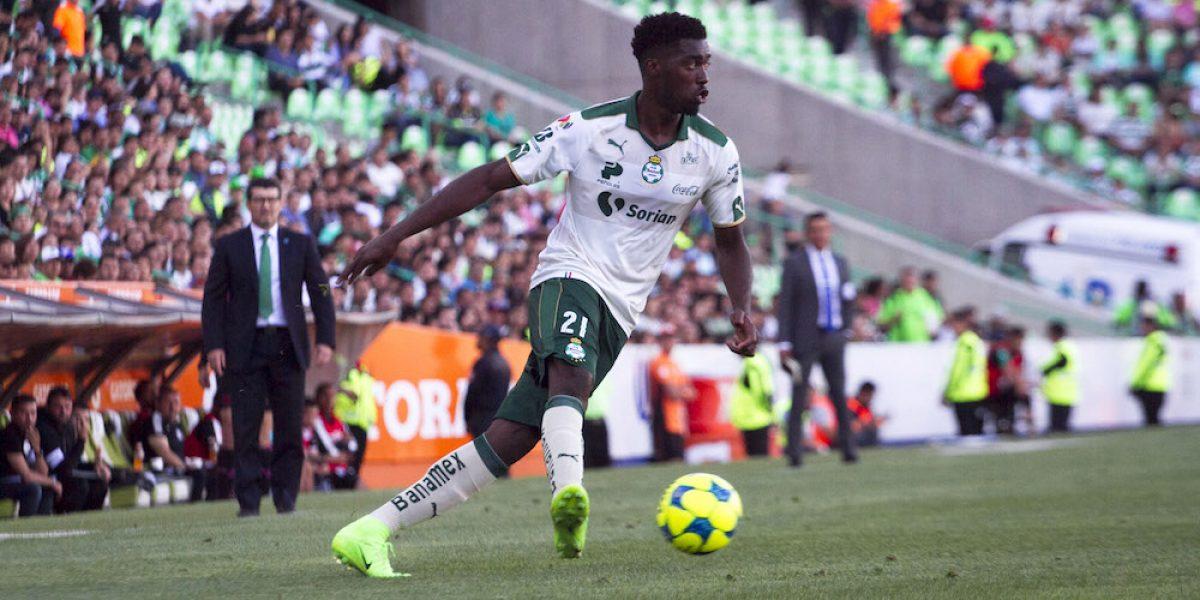 Santos le pone fin a una racha de seis juegos sin ganar