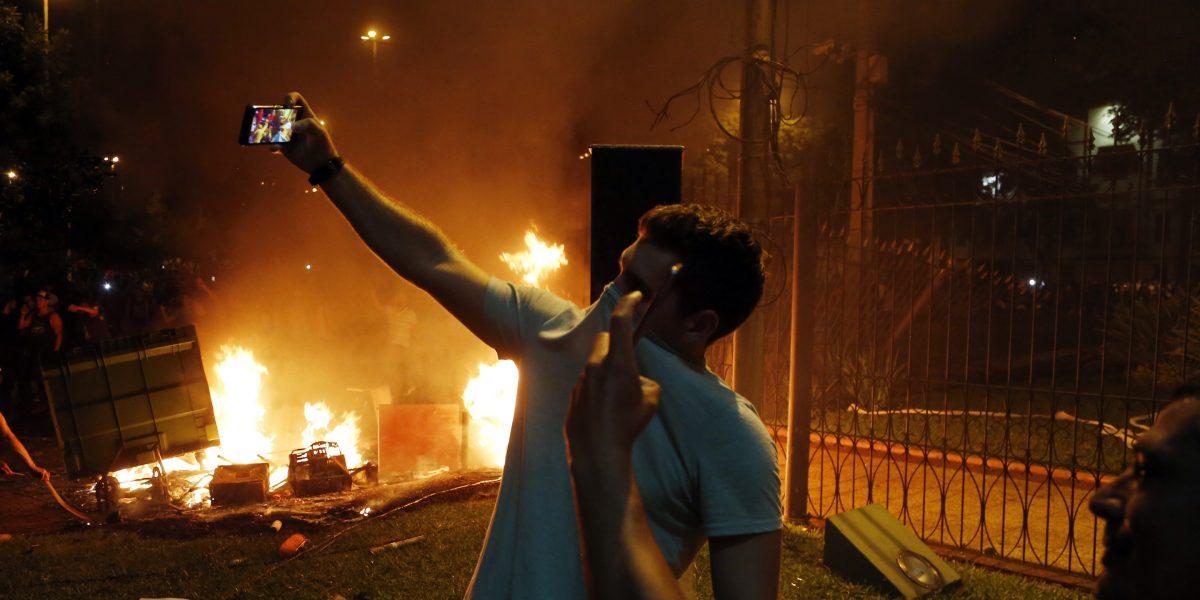 Manifestaciones, tragedia y corrupción: una vuelta por América Latina