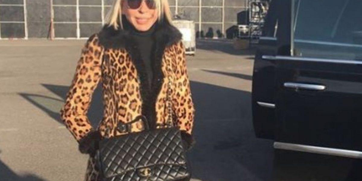 Famosa presentadora Laura Bozzo grave de salud por mala cirugía