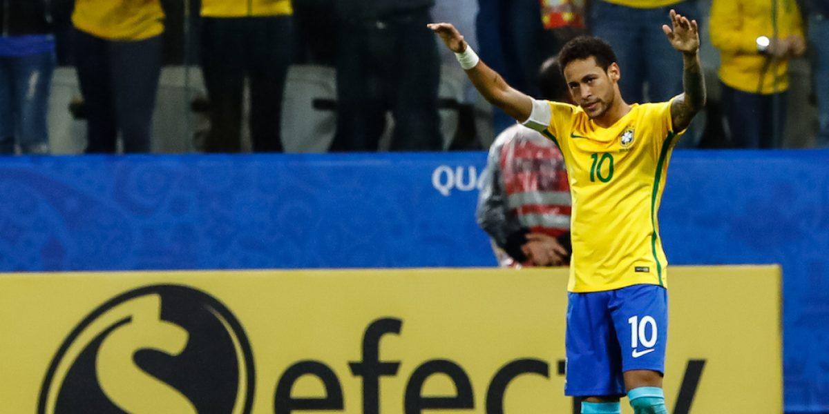 Neymar sueña con ser el mejor futbolista del mundo