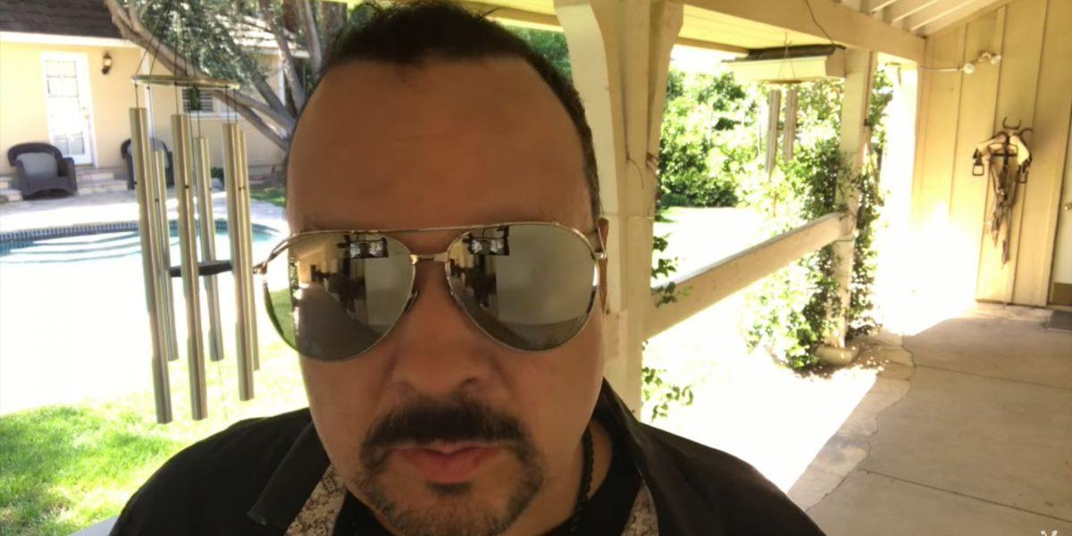 Pepe Aguilar defiende a su hijo de acusaciones