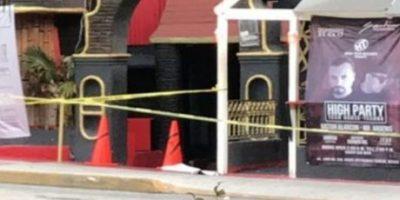 Ataque armado a bar de Cancún deja tres muertos